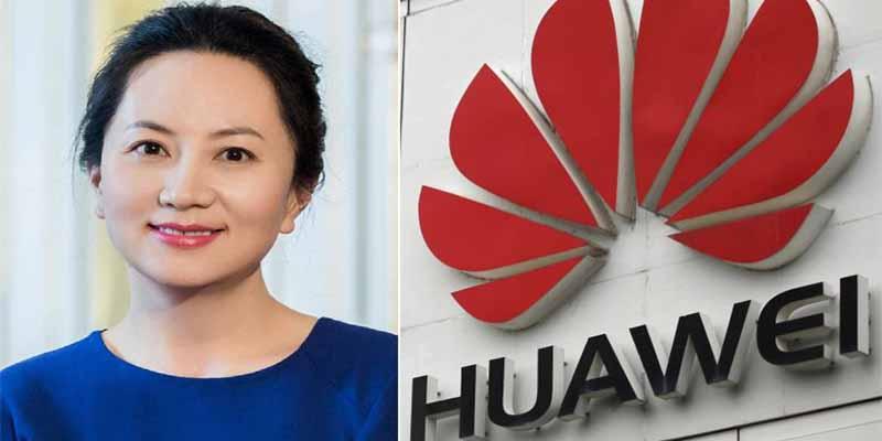 Detienen a ejecutiva de Huawei y se agrava el conflicto EEUU-China