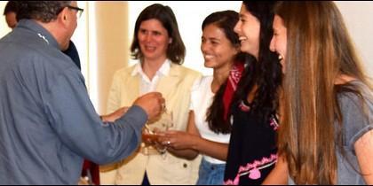 La Iglesia de chile reconoce a los voluntarios como clave par el éxito del Albergue mívil 'La misericordia'