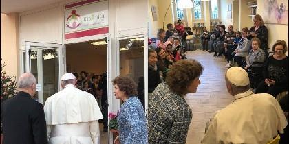 Viernes de la misericordia del Papa