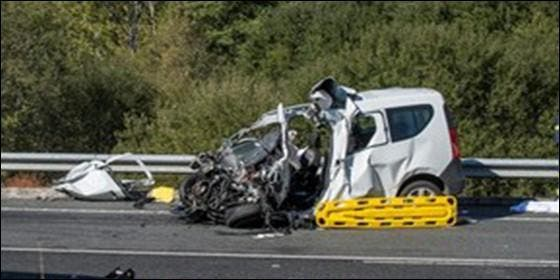 Accidentes viales causan 1,35 millones muertes al año