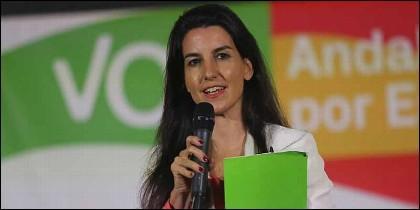 Madre de cuatro hijos y arquitecta: Rocío Monasterio, la voz femenina de VOX.
