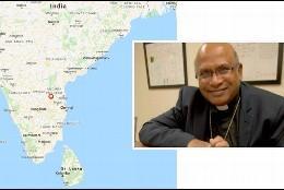 Prasad Gallela fue acusado por un foro de cristianos de su diócesis