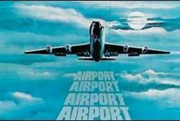 Cartel 'Aeropuerto'