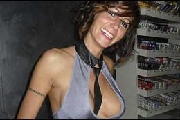 Laura Maggi, camarera