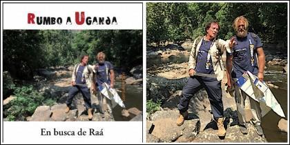 'Rumbo a Uganda'.