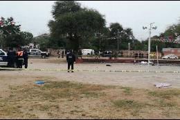Explosión en una parroquia mexicana