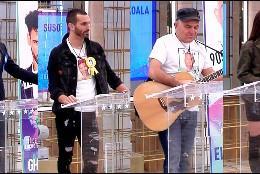 Los cuatro finalistas de 'GH VIP 6'  (Telecinco)