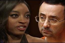 Simone Biles habla de las secuelas que aun sufre por el abuso sexual de Larry Nassar