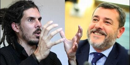 Alberto Rodriguez y Alfonso Candón