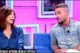 Ana Rosa y Tony Spina (Telecinco)