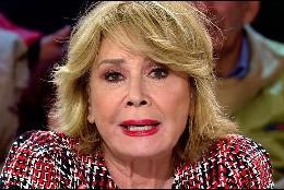 Mila Ximénez en 'Sálvame'  (Telecinco)
