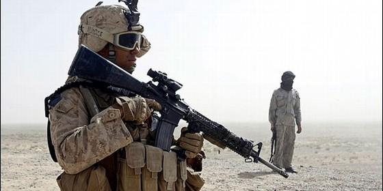 Rifle ejército de EEUU