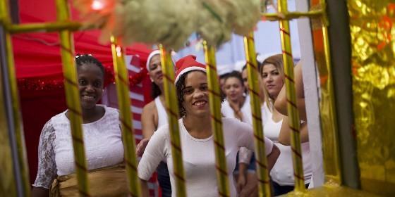 Fiesta de Navidad en Brasil