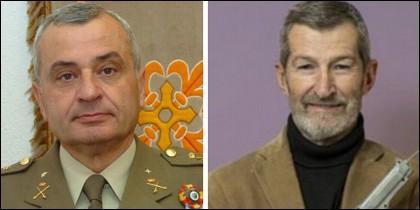 Fulgencio Coll y Julio Rodríguez.