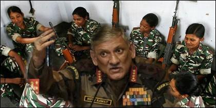 Ejército indio