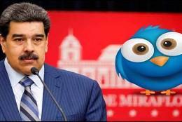 Los venezolanos se desahogan en Twitter en contra del dictador Nicolás Maduro.