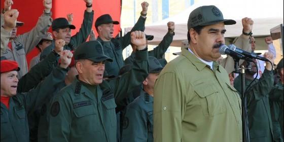 Maduro acusó a Duque de dirigir agresión contra Venezuela