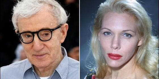 Woody Allen y Christina Engelhardt