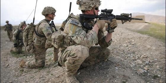 Anuncian retiro de Ejército estadounidense de territorio sirio