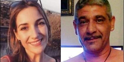 Laura Luelmo y su asesino, Bernardo Montoya