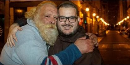 Noche de Misericordia de la 'Misión Eucarística Voz de los Pobres' en Valencia
