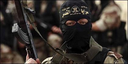 Islam, terrorista islámico, fanático musulmán.