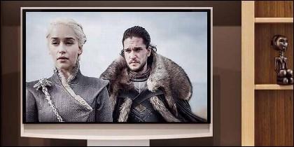 Series de televisión y 'Juego de Tronos'.