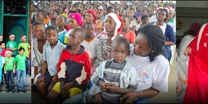 Los misioneros salesianos llevan la alegría de la Navidad a todos los rincones del mundo