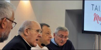 El cardenal Osoro presenta el Encuentro Europeo de Jóvenes de Taizé