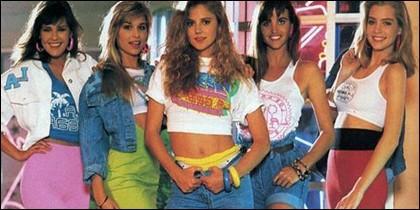 \Chicas de los 80