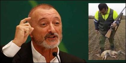 Arturo Pérez-Reverte y el 'cazador' que tortura al zorro.