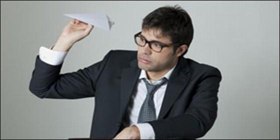Empleo, empresa, funcionario, trabajo y oficina.