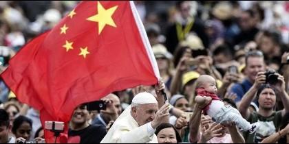 El acercamiento del Papa a China