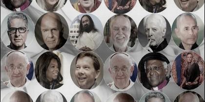 Los líderes espirituales  de hoy  en el  Mundo