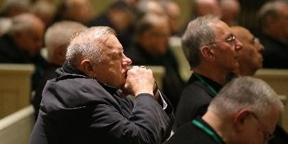 Retiro de los obispos estadounidenses