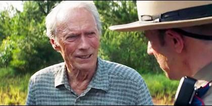 Clint Eastwood en 'La Mula'