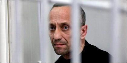 Popkov en prisión