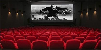 La magia del cine de toda la vida: King Kong.