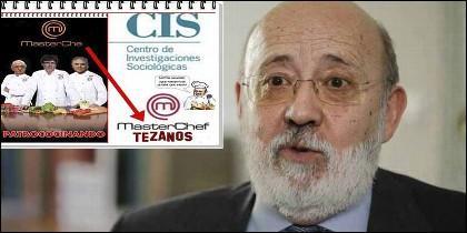 Tezanos, el MasterChef del CIS.