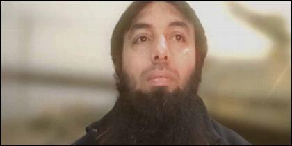 El terrorista islámico Abu Ayman Al-iraqi (ISIS).