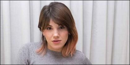 La actriz y cantante Angy Fernández.