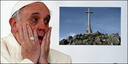 Papa Francisco y el Valle de los Caídos.