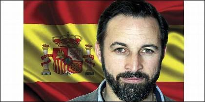 Santiago Abascal (VOX).