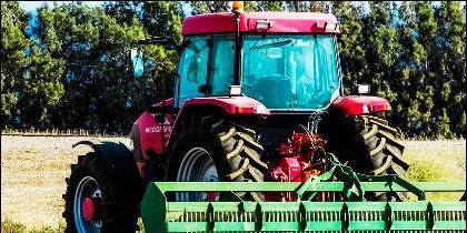 Tractor (Archivo)