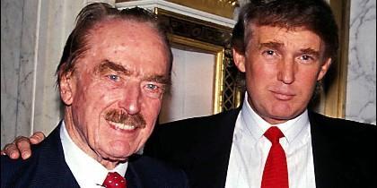Fred y Donald Trump