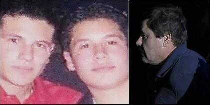 Iván y Alfredo Guzmán Salazar, hijos de 'El Chapo'.