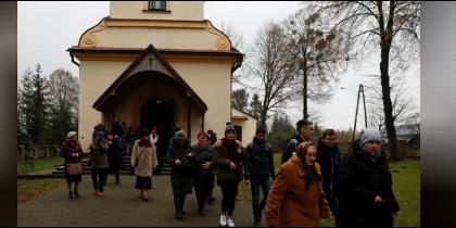 Un clérigo polaco cumple tres años de prisión por abusar de cinco colegialas