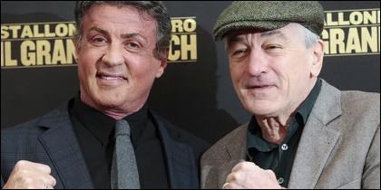 Stallone y De Niro