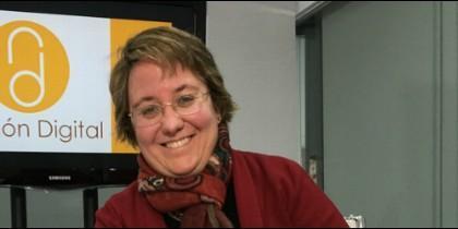 Mónica González, directora general de Narcea Ediciones