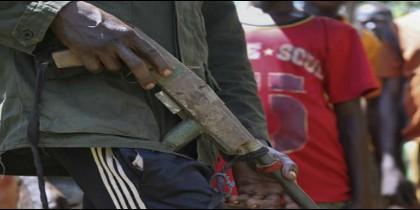 Violencia en Centroáfrica